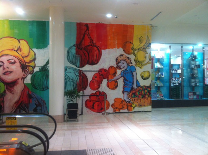 David Bromley Murals at Eastland | 2019 Art Competitions