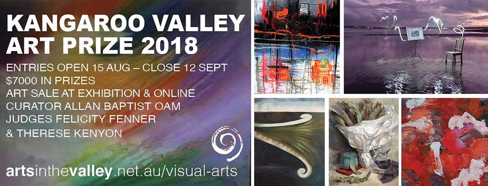 Kangaroo Valley Art Prize & Exhibition | 2019 Art