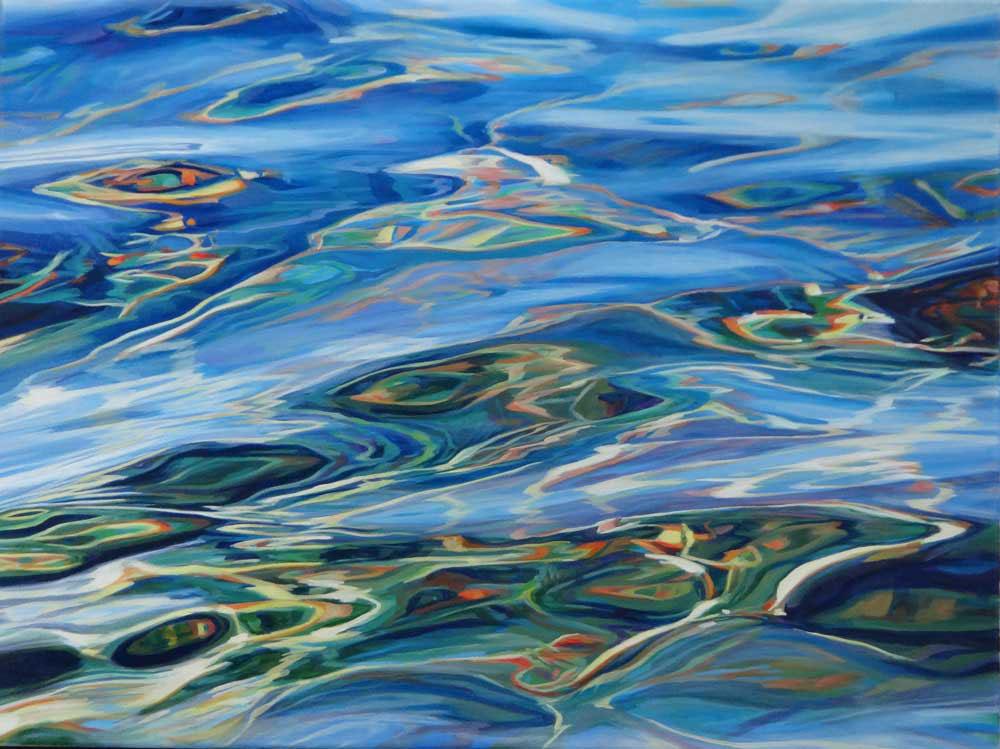 Cathryn McEwen - Coast Kaleidoscope