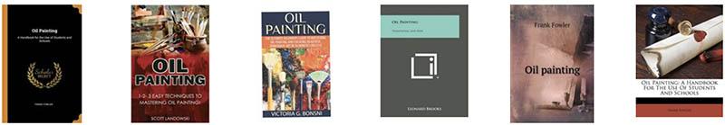BUY oil painting books